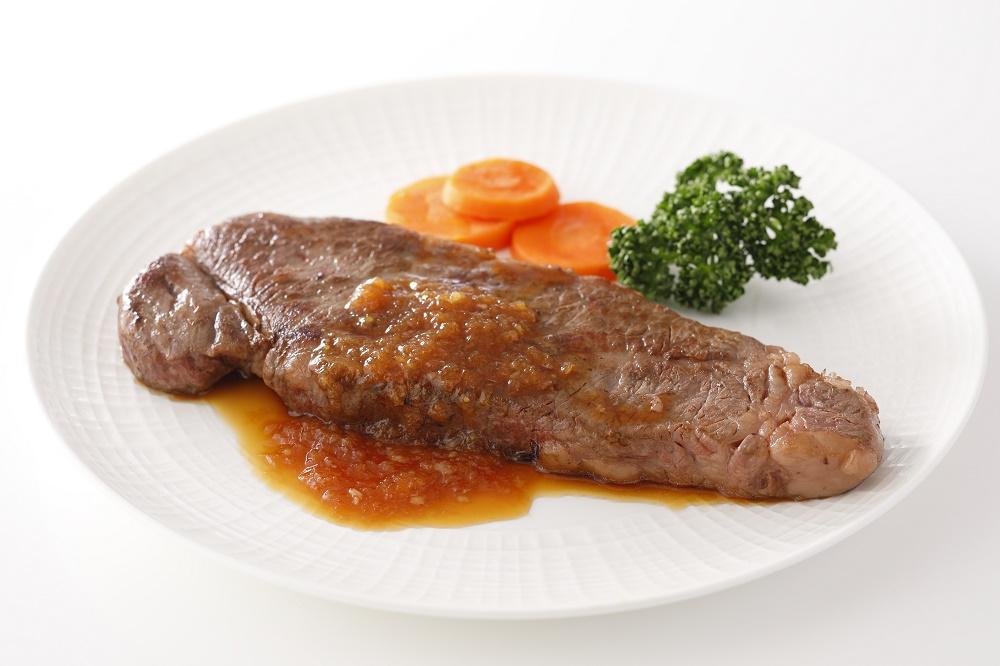 ステーキ~たまねぎの絶品ソース~